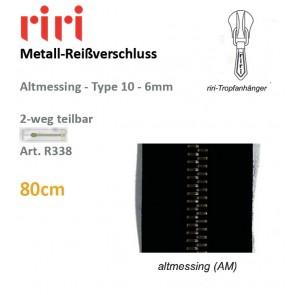 Reißversch.RIRI-Met.ameTX/DS-Combi#