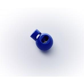 13mm Kordelstopper m.Feder, gefärbt klein