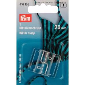 P/SB Bikiniverschl.20mm/trans