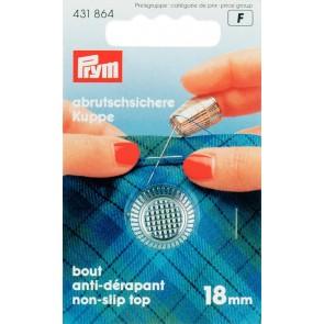 P/SB Fingerhüte vernick.18mm (5/0)