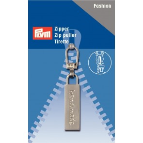 P/SB Fashion Zipper-handmade silber #