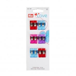 Prym Love Stoff Clips 2,6 cm