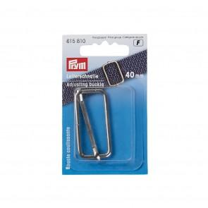 P/SB Leiterschnalle 40mm silber