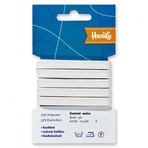 HANDY-SB Gummi weiß, 8mm a 3m