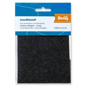 Jeansflickst.HANDY,15x17cm,sw