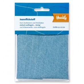 Jeansflickst.HANDY,15x17cm,hbl