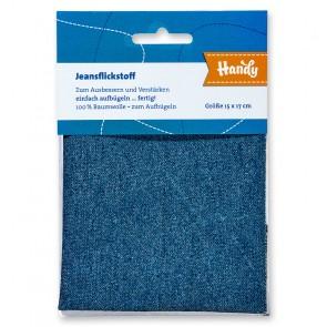 Jeansflickst.HANDY,15x17cm,mbl