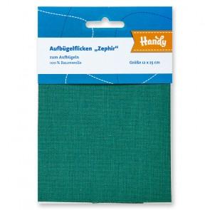 Flickst.HANDY,Bw.12x25cm,grün