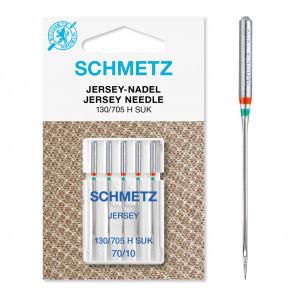 SCHMETZ Jersey 130/705 H SUK 70  5 Ndl.