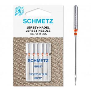 SCHMETZ Jersey 130/705 H SUK 80  5 Ndl.