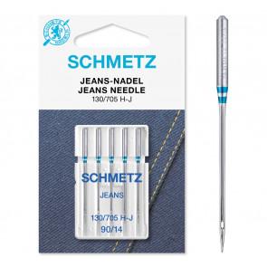 SCHMETZ Jeans 130/705 H-J 90  5 Ndl.