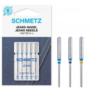SCHMETZ Jeans 130/705 H-J 90-110  5 Ndl.