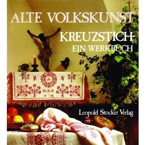 Brosch.STOCKER: Alt.Volkskunst Kreuzstich