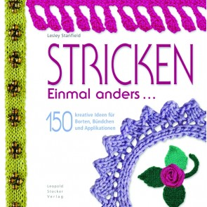 Brosch.STOCKER: Stricken einm.anders..