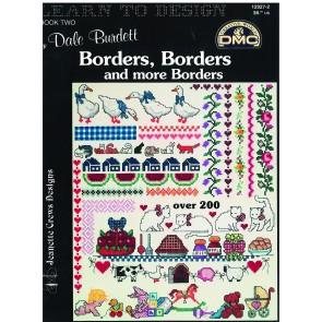 Broschüre DMC Borders,Borders *