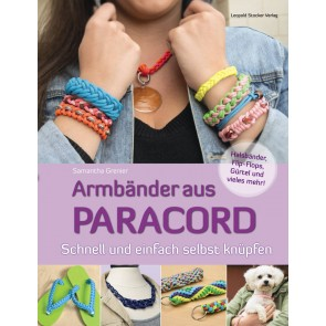 Brosch.STOCKER: Armbd. a.PARACORD