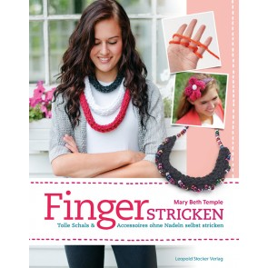 Brosch.STOCKER: Fingerstricken