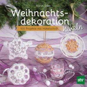 Brosch.STOCKER: Weihnachtsdekoration häkeln