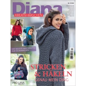 Kreativ Maschen Nr.11 Diana H/W16