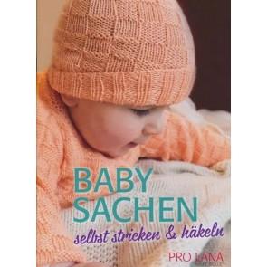 "Pro Lana Baby Heft ""Baby Sachen"""