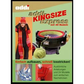 "Brosch. ADDI  ""Kingsize Express"" 46Ndl"