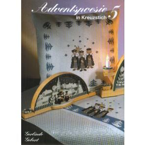 """Brosch.GEBERT """"Adventpoesie 5"""""""
