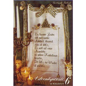"Brosch.GEBERT ""Advent Poesie 6"
