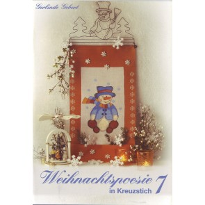"""Brosch.GEBERT """"Weihnachtspoesie 7"""""""