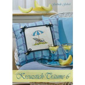 "Brosch.GEBERT ""Kreuzstich-Träume Nr.6"""