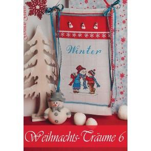 "Brosch.GEBERT ""Weihnachtsträume Nr.6"""