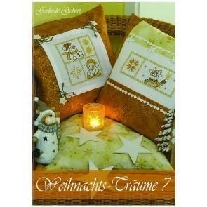 """Brosch.GEBERT """"Weihnachts-Träume 7"""""""