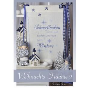 """Brosch.GEBERT """"Weihnachts - Träume 9"""""""