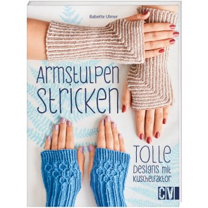 CV  Armstulpen stricken