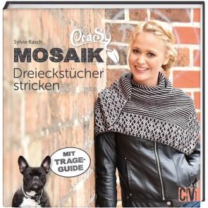 CV  CraSy Mosaik - Dreieckstücher stricken
