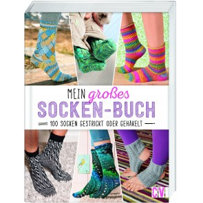 CV Mein großes Socken-Buch