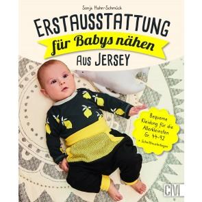 CV Erstausstattung für Babys nähen – aus Jersey