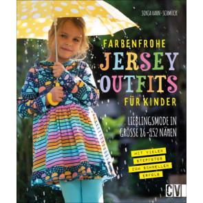 CV Farbenfrohe Jersey-Outfits für Kinder