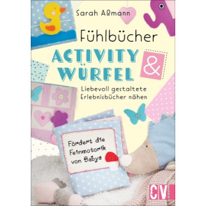 CV Fühlbücher & Activity-Würfel