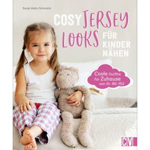 CV Cosy Jersey-Looks für Kinder nähen
