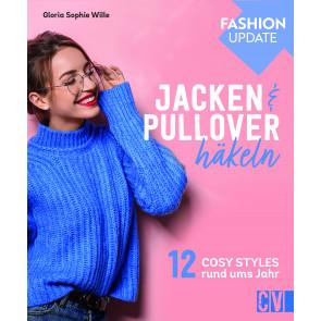 CV Fashion Update: Jacken & Pullover häkeln