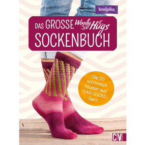 CV Das große Woolly-Hugs-Sockenbuch