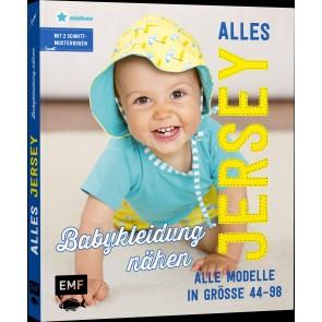 EMF Alles Jersey - Babykleidung nähen