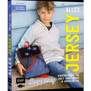EMF Alles Jersey - boys only