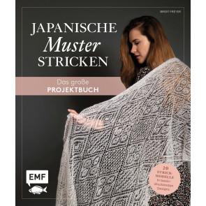 EMF Japanische Muster stricken – das große Projektbuch