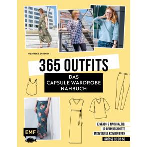 EMF 365 Outfits – Das Capsule Wardrobe Nähbuch