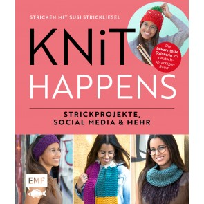 EMF Knit happens – Stricken mit Susi Strickliesel