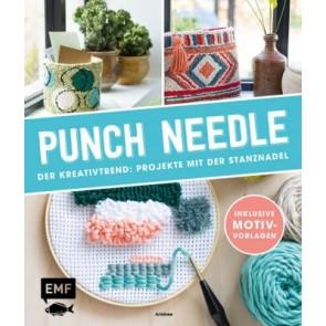 EMF Punch Needle -  Projekte mit der Stanznadel