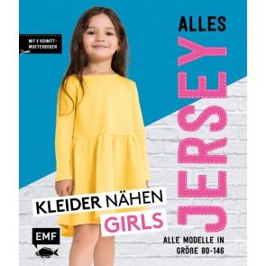 EMF Alles Jersey - Kleider nähen Girls