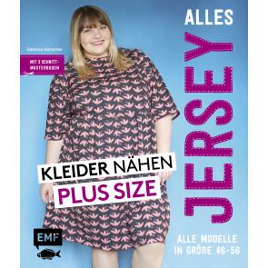 EMF Alles Jersey: Klei Plus Size