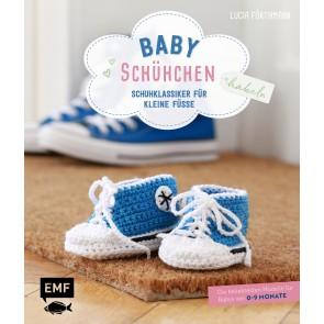 EMF Babyschühchen häkeln